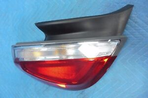 Lincoln MKS Rear Combination Lamp Tail Light Driver Side 2009 2010 2011 2012 OEM