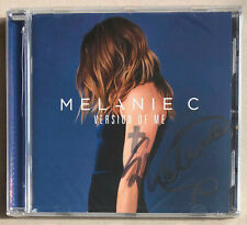 MELANIE C * VERSION OF ME * UK SIGNED 11 TRK CD * BN&M! * SPORTY * SPICE GIRLS