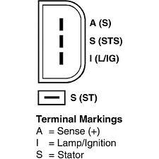 23793 Remy Reman Alternator CLOSEOUT SALE