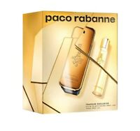 Paco Rabanne One Million - Gift Set With 100ml EDT Spray and 20ml Travel Spray