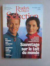 Selection Reader's Digest Magazine Mensuel Octobre 1999  Nouveau
