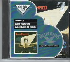 (ES260) Great Trumpets From Jazz To Swing  - 1989 CD