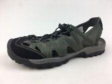 Northside Men's Santa Cruz Sport Sandal Size 10, Gray/Green  482