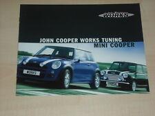 64478) Mini Cooper JWC Tuning Prospekt 03/2003