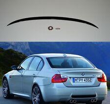 ALERON BMW SERIE 3 E90 M3 DE 2005 A 2012 ALERÓN NEGRO BRILLO SPOILER