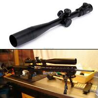 E-SF IR 10-40x50 Riflescope Rifle Scope Tactical  Mil-dot Reticle Illuminated