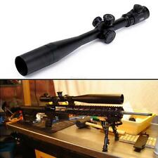 E-SF IR 10-40x50 Riflescope Rifle Scope Tactical  Mil-dot Reticle Illuminated