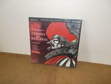 CYRANO DE BERGERAC ( E. ROSTAND ) H. SACKLER - 3 LP BOX USA 1965 STILL SEALED