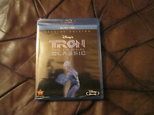 Tron Original Disney  (Blu-ray/DVD, 2011, 2-Disc Set, Special Ed.)NEW SEALED.
