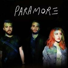 Paramore by Paramore (CD, Apr-2013, Atlantic (Label))