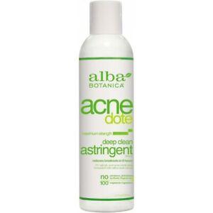 Alba Botanica Acne Deep Clean Astringent 177ml Acnedote
