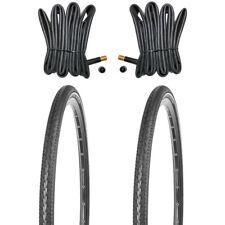 2x Fahrradreifen KUJO Pannensicherer 28 Zoll 700-38C inkl. 2 x Schlauch mit AV