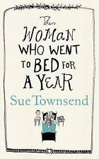 The Woman who Went to Bed for a Year, By Townsend, Sue,in Used but Acceptable co
