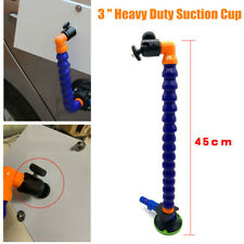 "3"" Heavy Duty Hand Pump Suction Cup w/Flexible Gooseneck Pipe Dent Repair Tool"