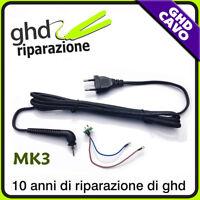 Cavo Alimentazione GHD+Connettore Cavo 3.1b Per Piastra MK3 ghd3 4.0b 4.1b SS2
