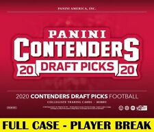 Zack Moss 2020 Contenders Draft Picks Football 12 Box Player Case Break