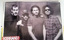 RAGE AGAINST THE MACHINE Kerrang Large magazine Poster 32x22 inches