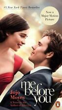 Me Before You by Jojo Moyes (Movie Tie-In Ed. - (Paperback) -NEW