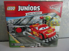Lego Juniors 10730 Lightning McQueen Speed Launcher - Disney Cars 3 - Neu & OVP