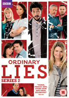 Ordinary Lies: Series 2 DVD (2016) Matt Di Angelo cert 15 2 discs ***NEW***