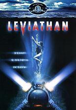 LEVIATHAN (1989)  Peter Weller, Richard Crenna, Amanda Pays SEALED  ALL R DVD