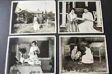 1914 Opera Actress May Yohé & Capt Smuts South African DBW Photos #2 (4pcs) BB