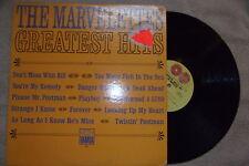 The Marvelettes Greatest Hits - 1966 R&B record Original Motown Label Tamla 253