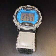Armitron Sport Men's 40/8291 Digital Chronograph Watch Teal