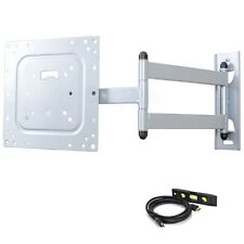 LCD LED TV Wall Mount for Samsung Vizio 23 24 28 29 32 39 40 42 Tilt Bracket 1SV