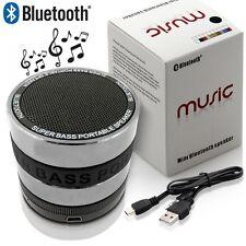 Mini Enceinte Bluetooth Speaker MP3 noir Smartphone Tablette iPhone 6 6S 5 5S 5C