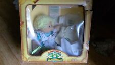 World Traveler Cabbage Patch Doll 1985-Noria Comfort-New Old Stock