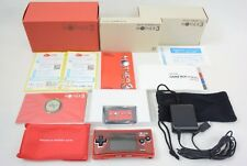 Game Boy Micro Console MOTHER 3 DELUXE BOX Boxed FREE SHIPPING Nintendo GOOD/181