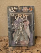 DARK HORSE COMICS GHOST ACTION FIGURE EXCLUSIVE DH GHOST COMIC Chrome 1998