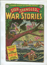STAR SPANGLED WAR STORIES #133 (4.5) USED IN POP! 1952 KEY