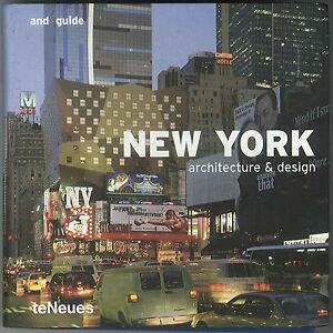 NEW YORK - ARCHITECTURE & DESIGN