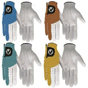 100% LEATHER Golf Gloves MENS or LADIES, Left or RIGHT Hand