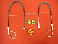 Citroen C3 Pluriel Window Regulator Repair Kit / rear left