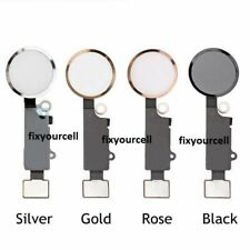 Home Button Main Key Flex Cable Replacement Assembly For iPhone 7 8 7/8 Plus