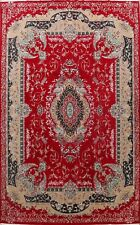 BLACK FRIDAY DEAL 10x13 Classic RED Floral Traditional Turkish Oriental Area Rug