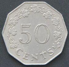 Malta 50 Cent 1972
