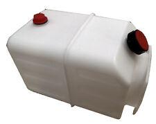 5 Litre Plastic Tank c/w Filler & Drain