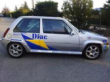KIT COMPLET DECO DIAC GT TURBO