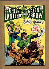 Green Lantern #78 - Neal Adams! Black Canary! - 1970 (Grade 6.0) WH