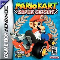 Mario Kart: Super Circuit (Game Boy Advance, 2001)