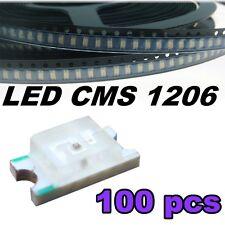 114/100# LED CMS 1206 ultra violet -- UV SMD LED -- 100pcs