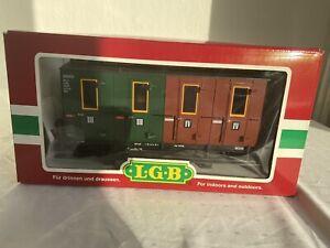 LGB Abteilwagen3/4 kl. 30503