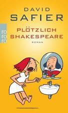Plötzlich Shakespeare von David Safier (2011, Taschenbuch) #y07