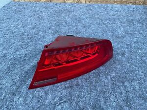 RIGHT SIDE OUTER TAILLIGHT TAIL LAMP ASSEMBLY OEM 71K 12-15 AUDI A7 S7 RS7 C7