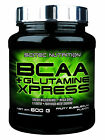 Scitec Nutrition BCAA + Glutamine Xpress 600g - 5000mg BCAA + 5000mg L-Glutamine