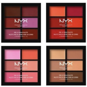 NYX PRO Lip Cream Palette . Choose Your Shade. PCLP . NEW . Free Shipping!!
